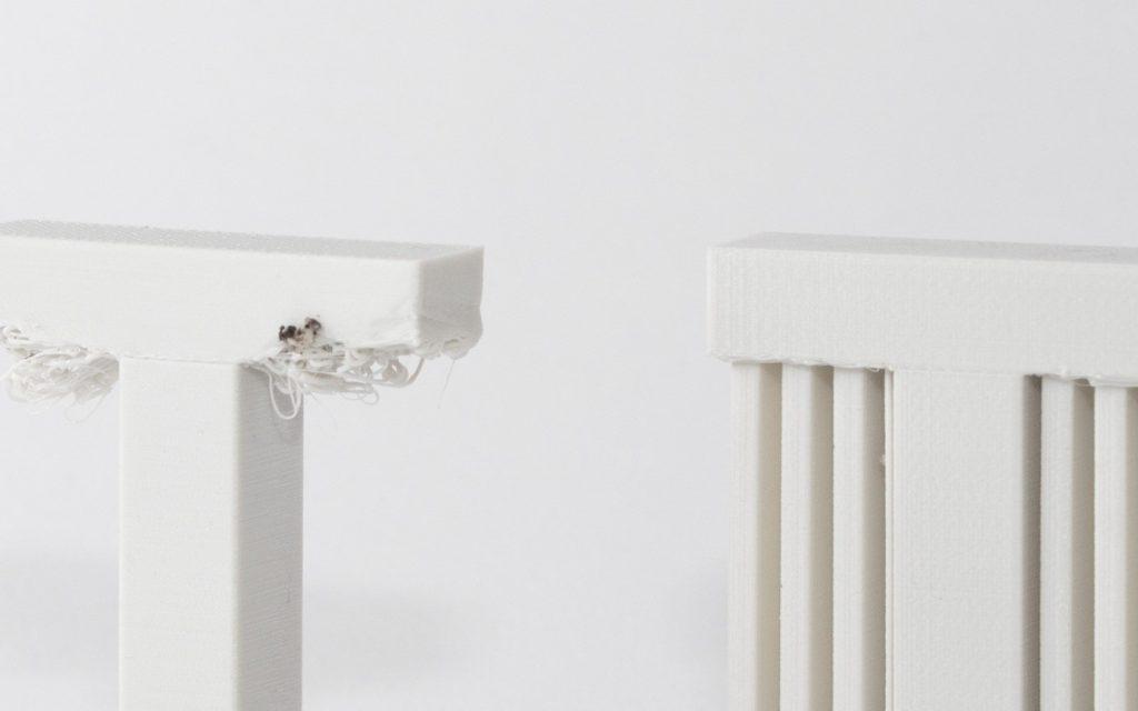 ساپورت زنی در تکنولوژی پرینتر سه بعدی fdm